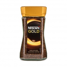 Кофе Nescafe - Gold 95 гр ст/б Россия
